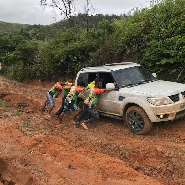 "Quarenta equipes participam no próximo domingo do rally ""Marechal na Lama"""